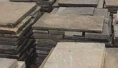 Reclaimed Yorkstone – Flags