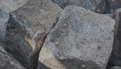 Reclaimed Granite Setts – Cubes